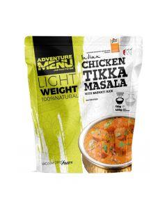 Żywność liofilizowana ADVENTURE MENU Kurczak Tikka Masala z ryżem Basmati 120g