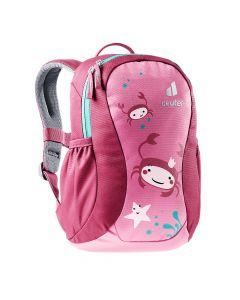 Plecak dla dziecka Deuter Pico hotpink/ruby