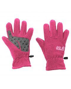Rękawiczki dla dziecka FLEECE GLOVE KIDS Pink Peony