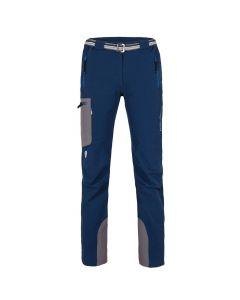 Spodnie softshellowe Milo VINO LADY blue night/grey