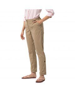 Spodnie damskie DESERT ROLL-UP PANTS W sand dune