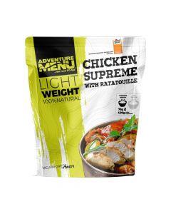 Żywność liofilizowana ADVENTURE MENU Kurczak z warzywami ratatouille 112g