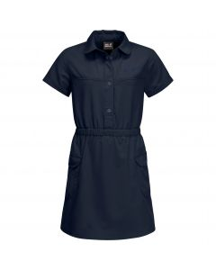 Sukienka dla dziewczynki TREASURE HUNTER DRESS GIRLS midnight blue