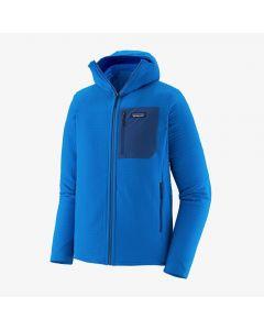 Polar Patagonia R2 TechFace Hoody andes blue