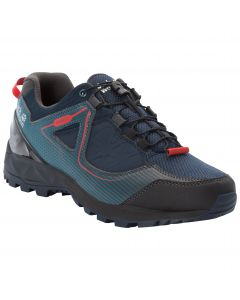 Buty górskie męskie CASCADE HIKE XT TEXAPORE LOW M dark blue / red