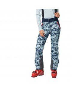 Spodnie narciarskie damskie PANORAMA PEAK PANTS W Frosted Blue All Over