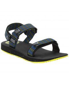 Sandały męskie OUTFRESH SANDAL M blue / black