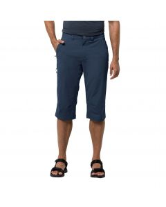 Spodnie softshell męskie ACTIVATE LIGHT 3/4 PANTS M dark indigo