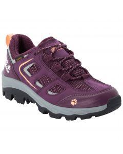 Buty turystyczne dziecięce VOJO TEXAPORE LOW K purple / coral