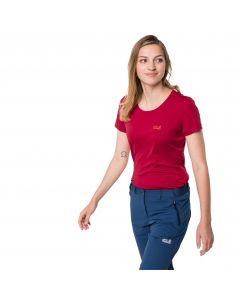 Koszulka sportowa damska TECH T W scarlet
