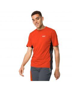 Koszulka termoaktywna męska NARROWS T M wild brier