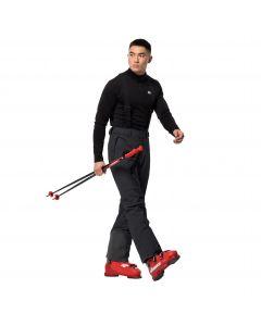Spodnie narciarskie męskie GREAT SNOW PANTS M Black