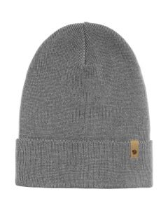 Czapka zimowa Fjallraven Classic Knit Hat grey