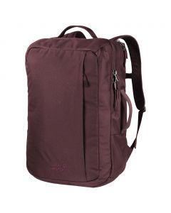 Plecak na laptopa i tablet BROOKLYN 26 port wine