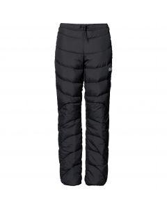 Spodnie ocieplane damskie ATMOSPHERE PANTS WOMEN black