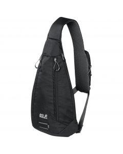 Plecak na jedno ramię DELTA BAG AIR black