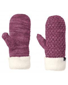 Rękawice zimowe  HIGHLOFT KNIT MITTEN WOMEN Violet Quartz