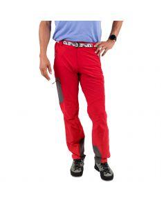 Męskie spodnie turystyczne Milo Vino tomato