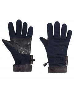 Rękawiczki dla dzieci SOFTSHELL HIGHLOFT GLOVE KIDS midnight blue