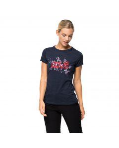 T-shirt damski LOGO T W midnight blue