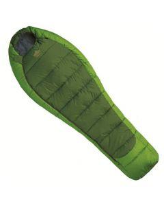 Śpiwór syntetyczny MISTRAL green