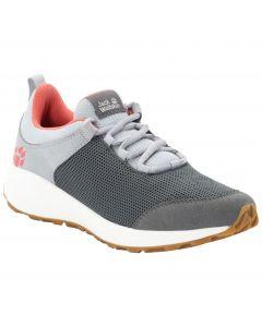 Buty dziecięce COOGEE LOW K dark grey / rose