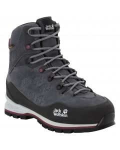Buty trekkingowe damskie WILDERNESS XT TEXAPORE MID W ebony / burgundy