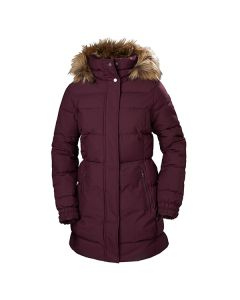 Kurtka BLUME PUFFY WOMEN PARKA wild rose