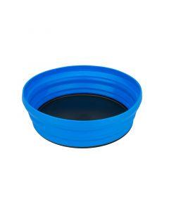 Składana miska turystyczna STS XL-Bowl 1,15 L blue