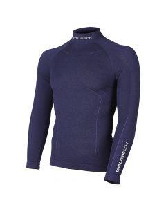 Koszulka EXTREME WOOL MEN LS11920 navy blue