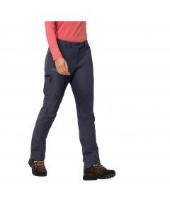 Spodnie softshell damskie CHILLY TRACK XT PANTS WOMEN Graphite