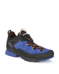 Buty podejściowe AKU ROCK DFS GTX blue/orange