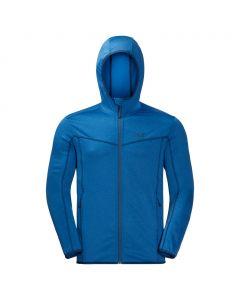 Kurtka softshell SUTHERLAND HOODED JKT MEN electric blue