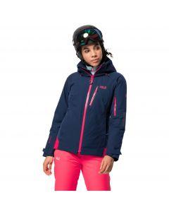 Kurtka narciarska damska SNOW SUMMIT JACKET W dark indigo