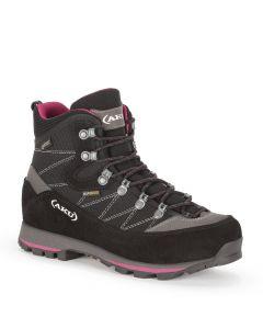 Buty trekkingowe damskie AKU Trekker Lite III GTX black/magenta