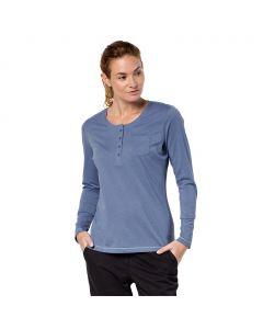Koszulka ESSENTIAL LONGSLEEVE WOMEN dusk blue