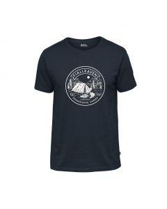 Koszulka Fjallraven Lagerplats T-shirt navy