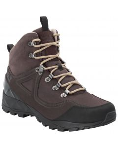 Buty damskie CASCADE HIKE XTL MID W dark brown / black