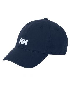 Czapka z daszkiem Helly Hansen LOGO CAP navy