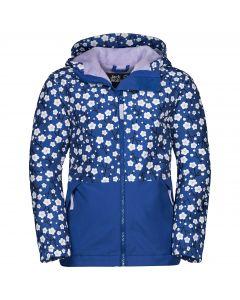 Dziecięca kurtka zimowa SNOWY DAYS PRINT JACKET KIDS blueberry all over