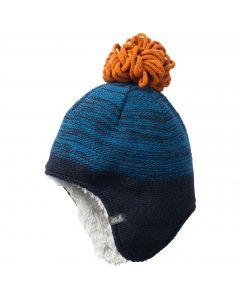 Czapka SNOWFLAKE CAP KIDS glacier blue