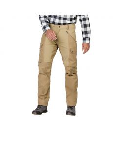 Spodnie DAWSON FLEX ZIP OFF PANTS MEN sandstone