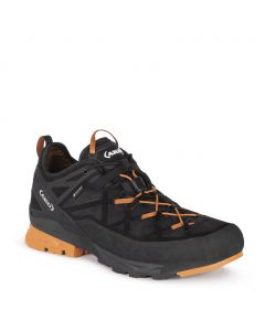 Buty podejściowe AKU ROCK DFS GTX black/orange