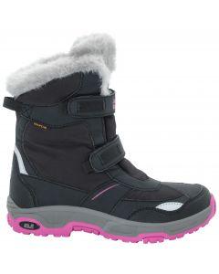 Buty GIRLS SNOW FLAKE TEXAPORE black