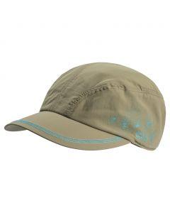 Czapka SUPPLEX HIBISCUS CAP WOMEN khaki