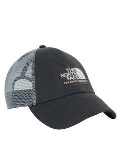 Czapka z daszkiem The North Face MUDDER TRUCKER HAT asphalt grey
