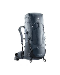 Plecak turystyczny Deuter AIRCONTACT LITE 50+10 graphite/black