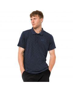 Koszulka polo męska TRAVEL POLO MEN night blue