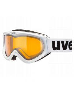Gogle narciarskie UVEX F1 white