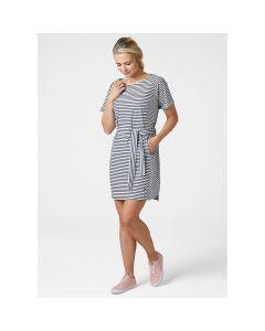 Sukienka Helly Hansen Thalia Summer Dress navy stripes